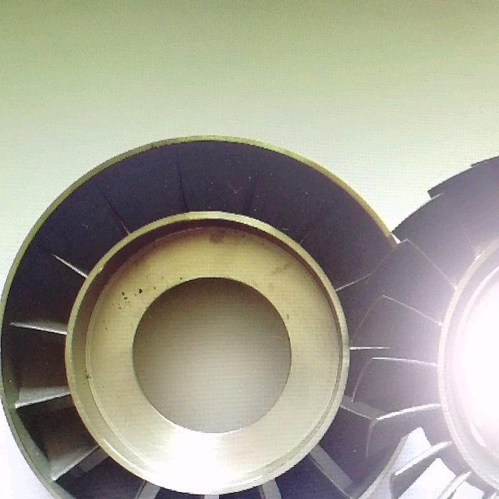 jet engine parts made in China