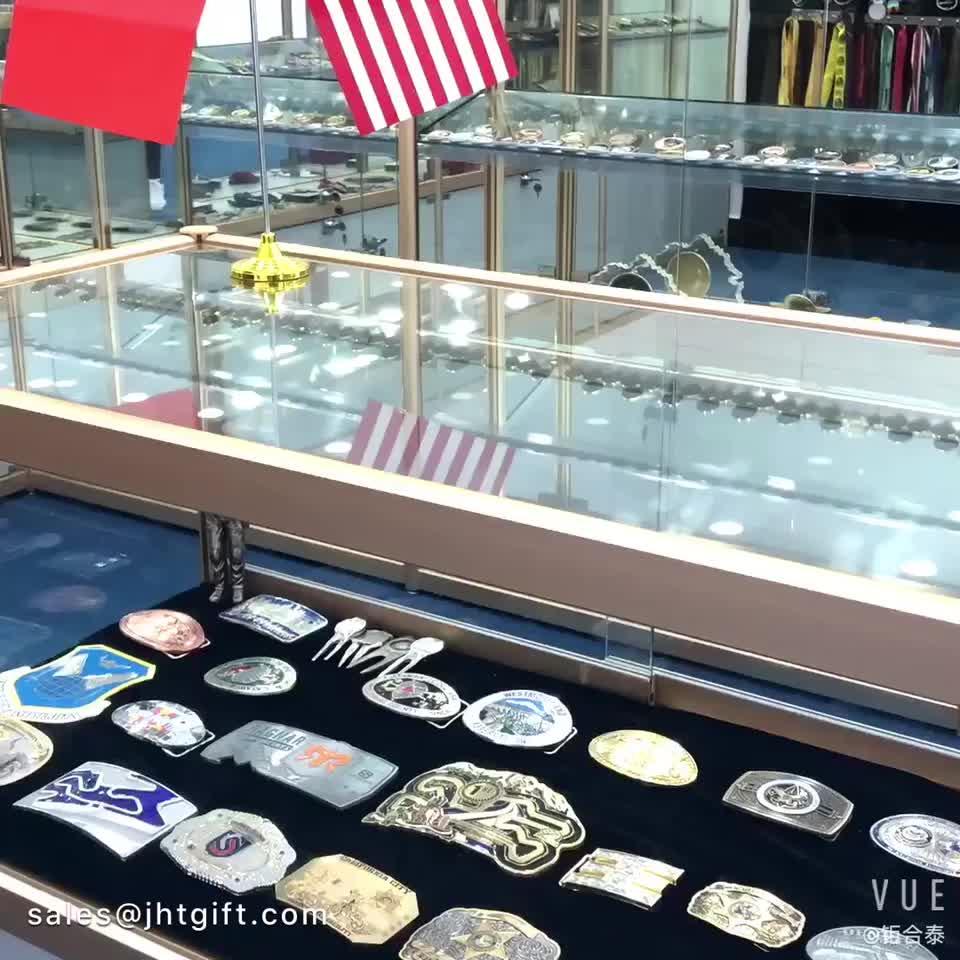 ของที่ระลึกและรางวัลเหรียญทองแดงหัวเข็มขัดโบราณ