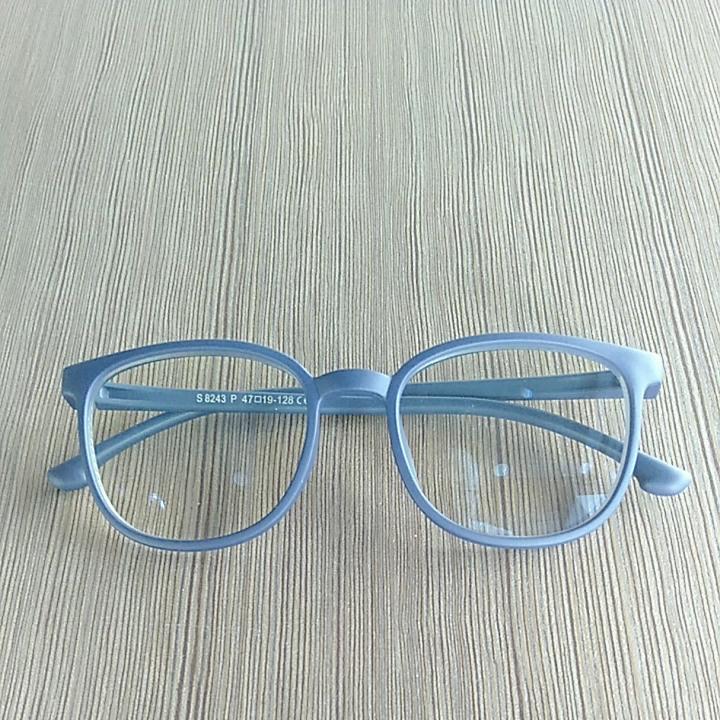 Safety TR90 kids soft clear glasses eyewear flexible anti blue light blocking boy girl  glasses eyeglasses for child