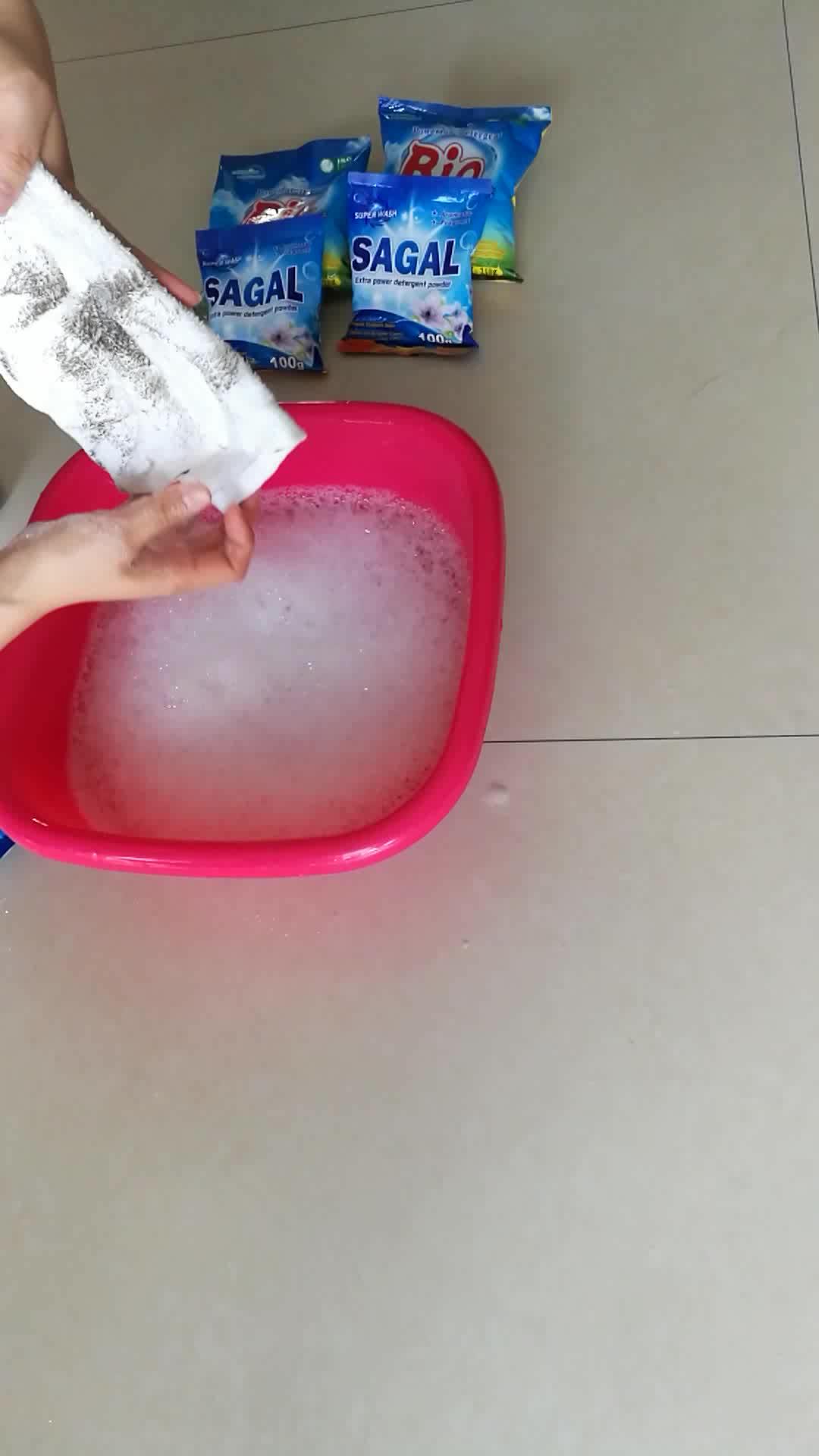 ผงซักฟอกชนิดฟอกสีผงซักผ้าผงซักฟอกชนิดผง