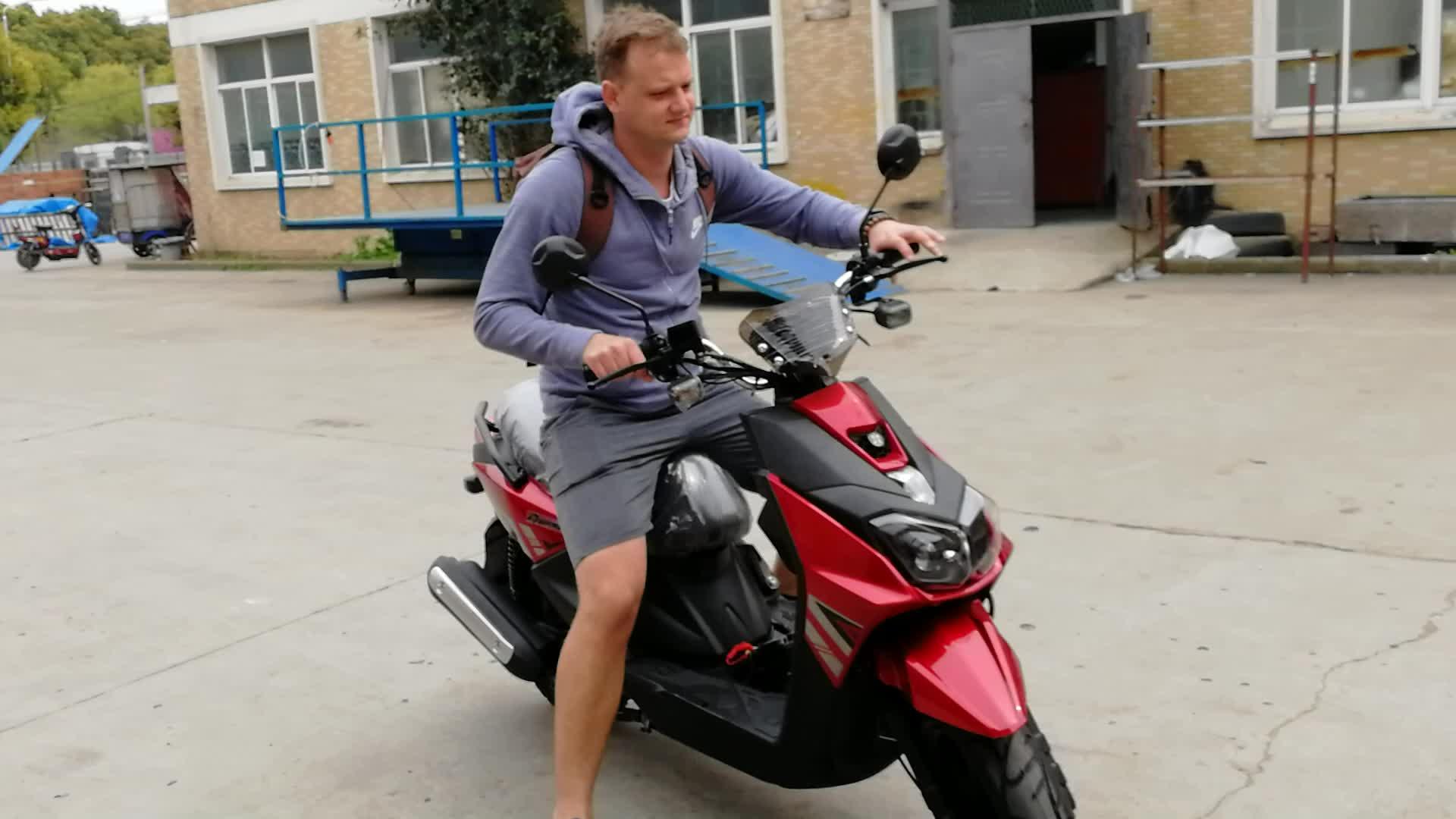 Qualità Del Giappone bws automatico scooter 125cc 125 cc 50cc 49cc 50 cc, 150CC benzina motociclo gas scooter per adulti