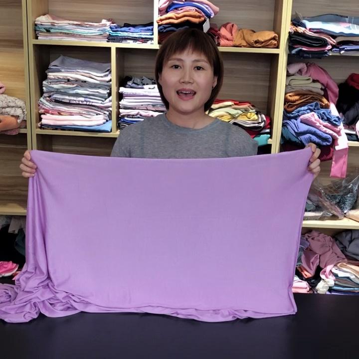 卸売 hijabs 米国最高品質 hijabbers 最良の選択祈り preuim 綿ジャージースカーフヒジャーブショール