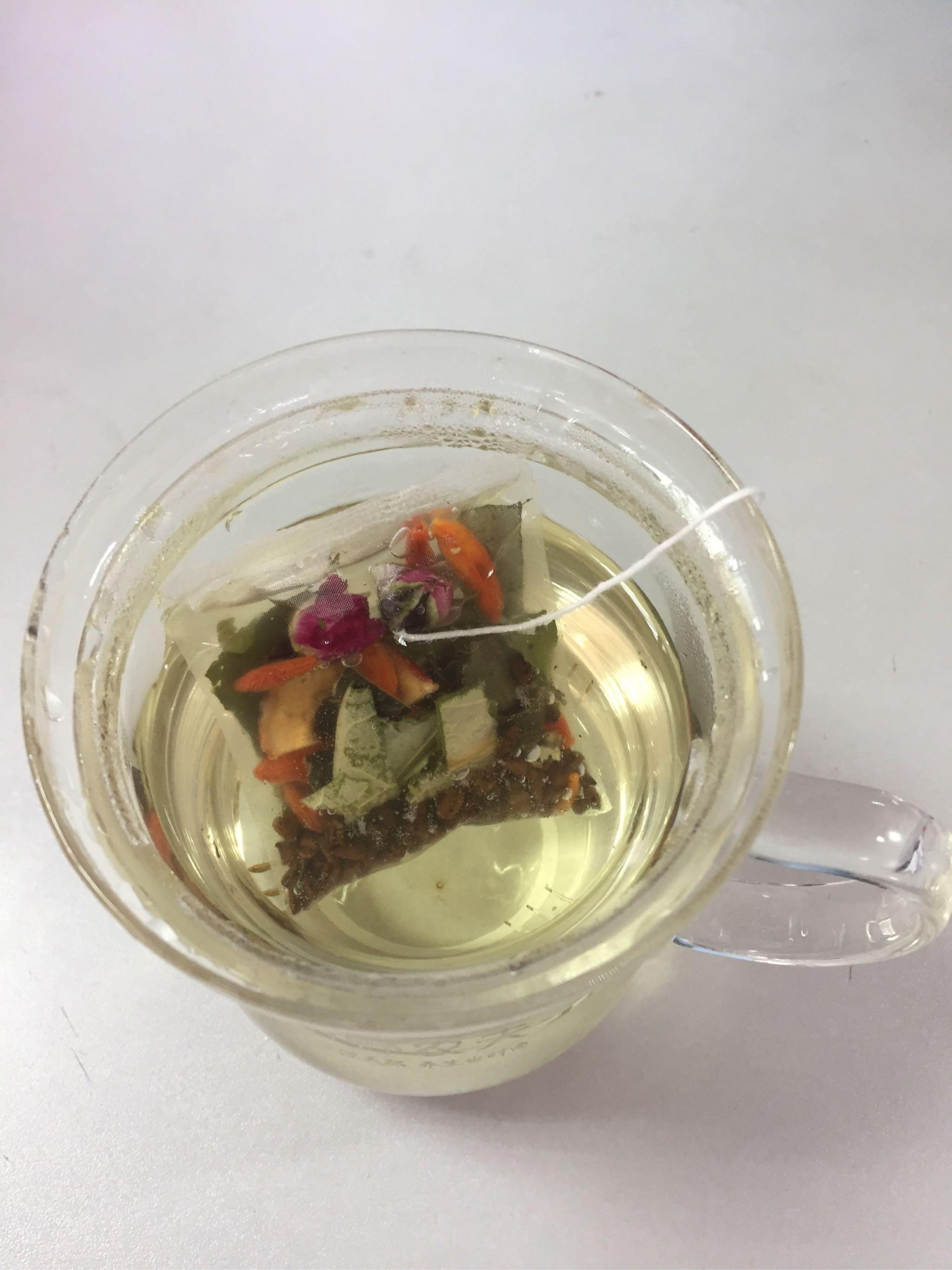 减肥茶是我的日常饮料,这次评下古方冬瓜荷叶茶