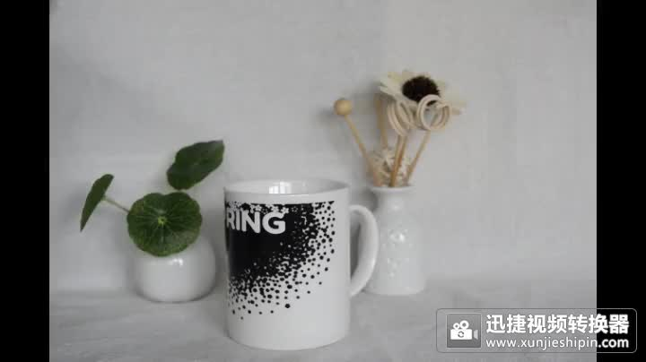 New product ideas sublimation color change ceramic mug souvenirs wedding gifts for guests