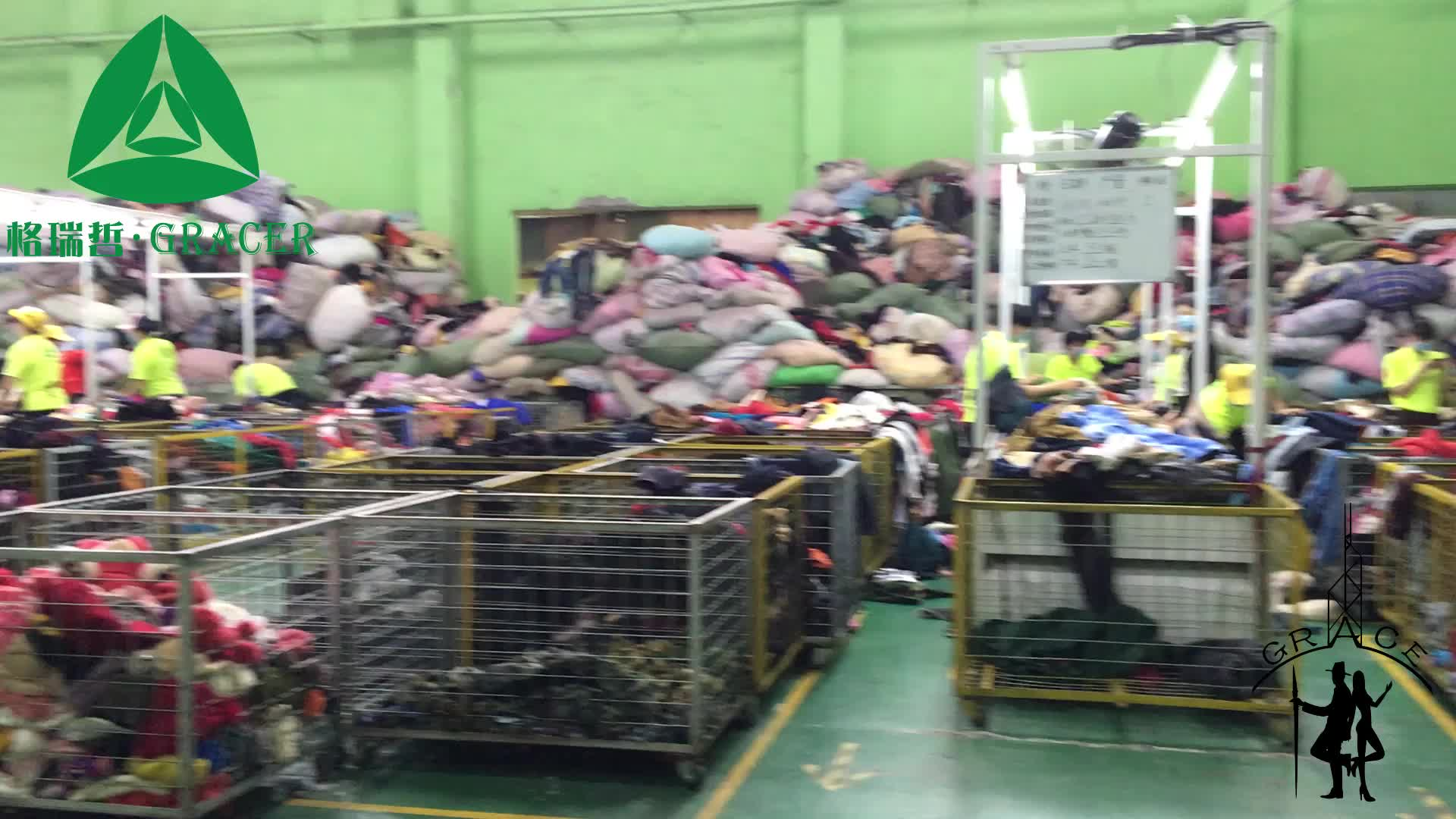 40% Discount used clothes bales 45kg second hand clothes in Africa