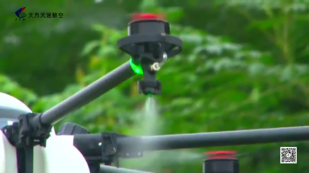 TTA 6 rotoren drohnen/uav professionelle landwirtschaft spritzen UAV