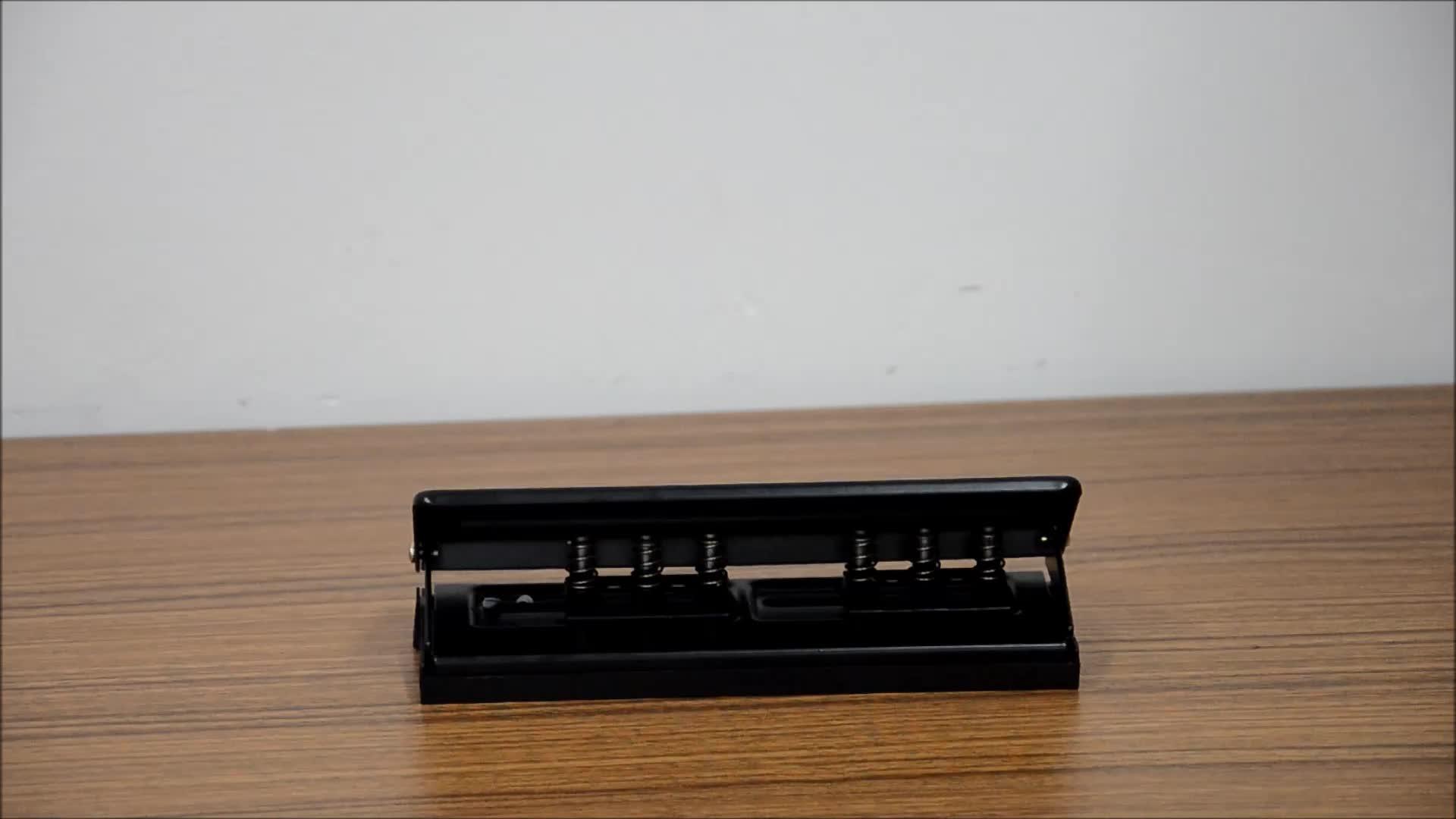 Professionele fabriek produceren hoge kwaliteit verstelbare zes perforator