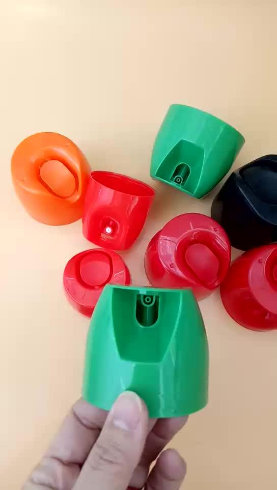 قبعات رذاذ بلاستيكية الأيروسول من الصين