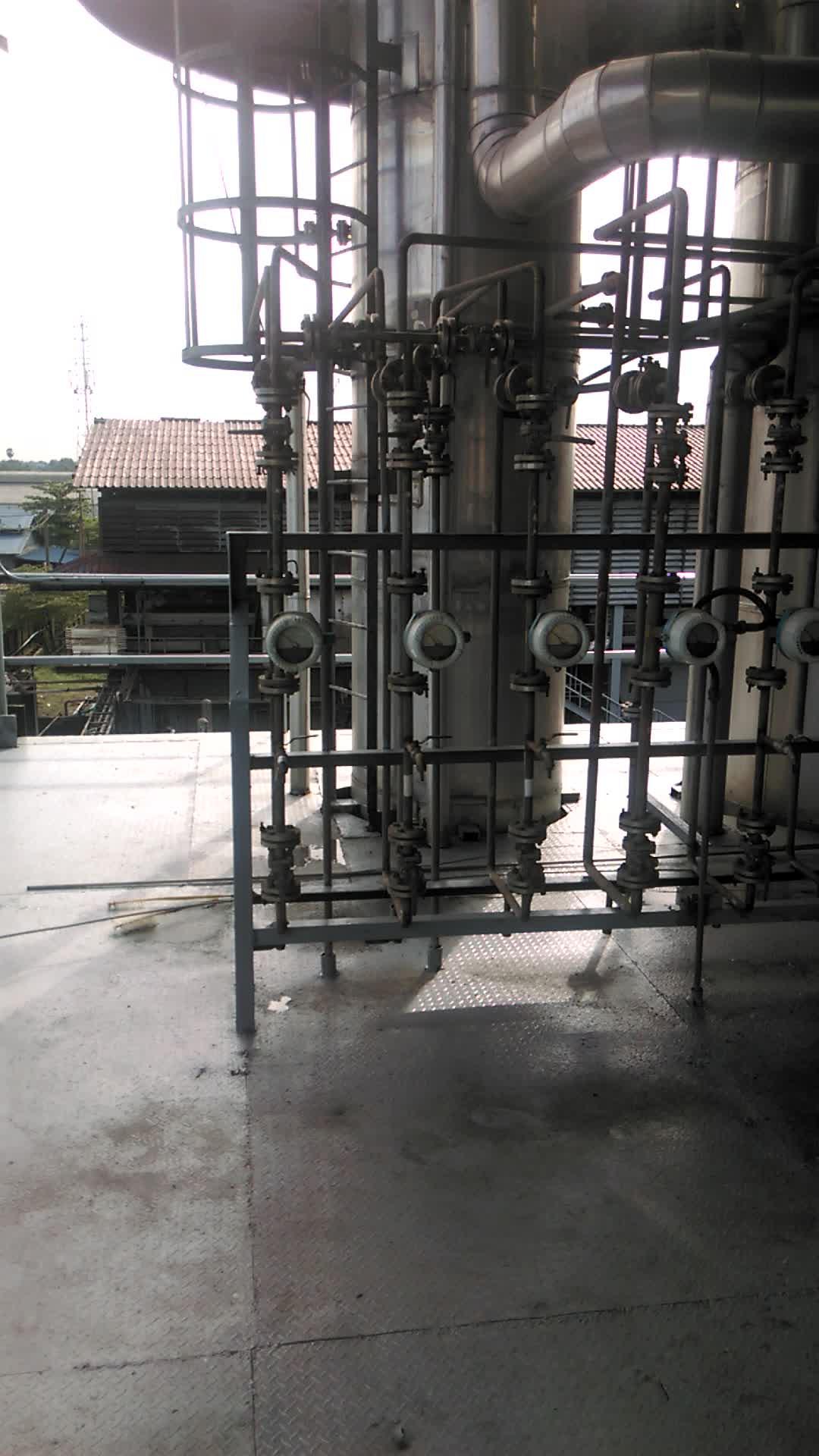 Risheng 95%-99.9% साधारण बेहतर इथेनॉल शराब उपकरण आसवन स्तंभ स्टेनलेस स्टील टॉवर