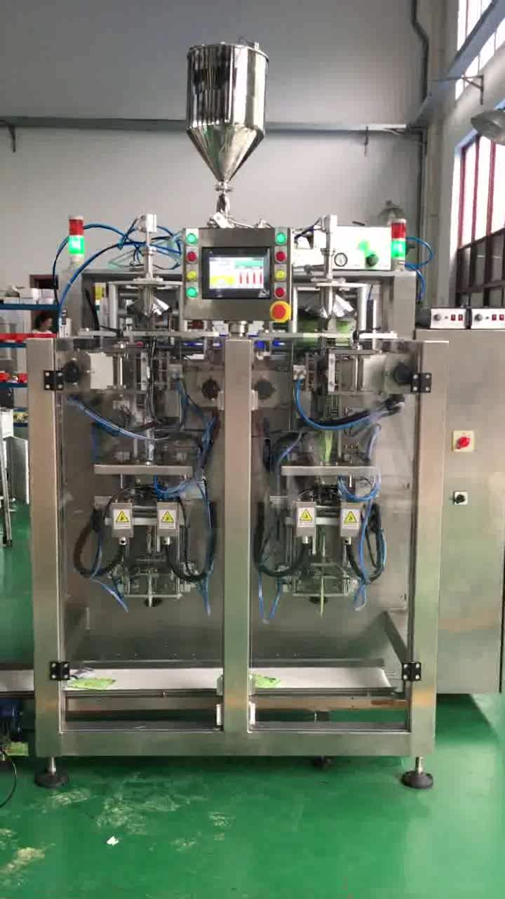 vertical liquid packing machine for peanut butter