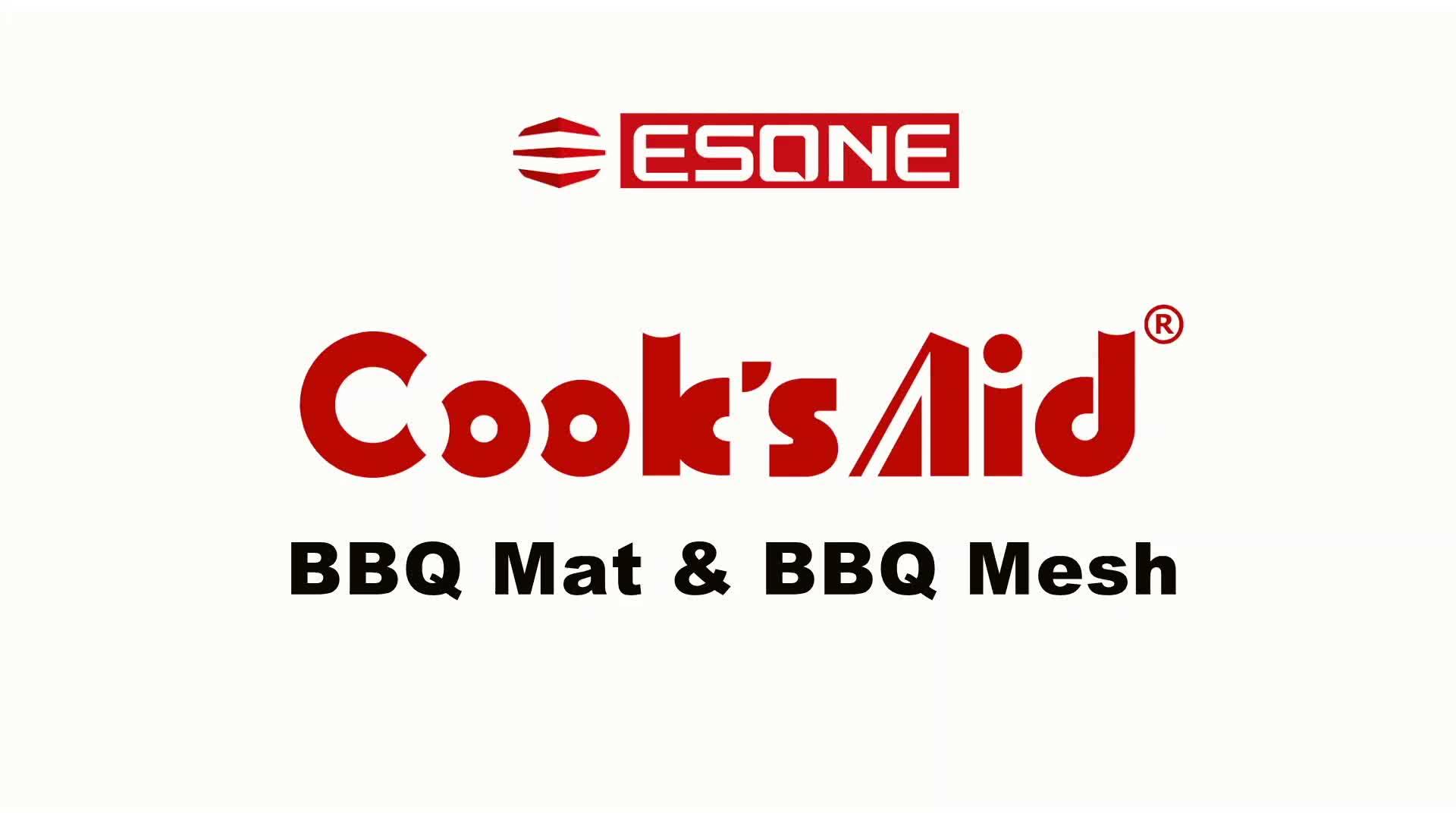 Muti-farbe Fabrik liefern günstige preis schwere nicht-stick BBQ grill matte mit 0,30mm dicke
