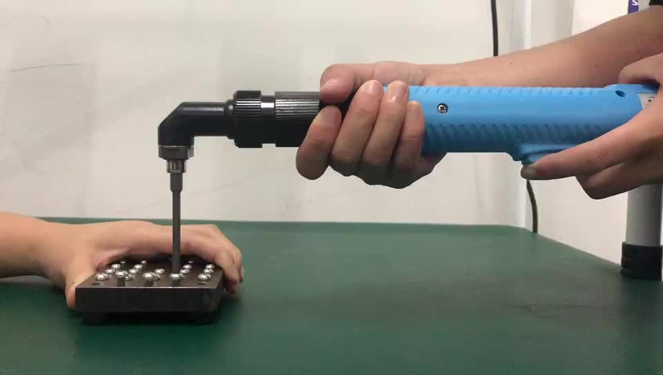 Automatic industrial electric screwdrivers