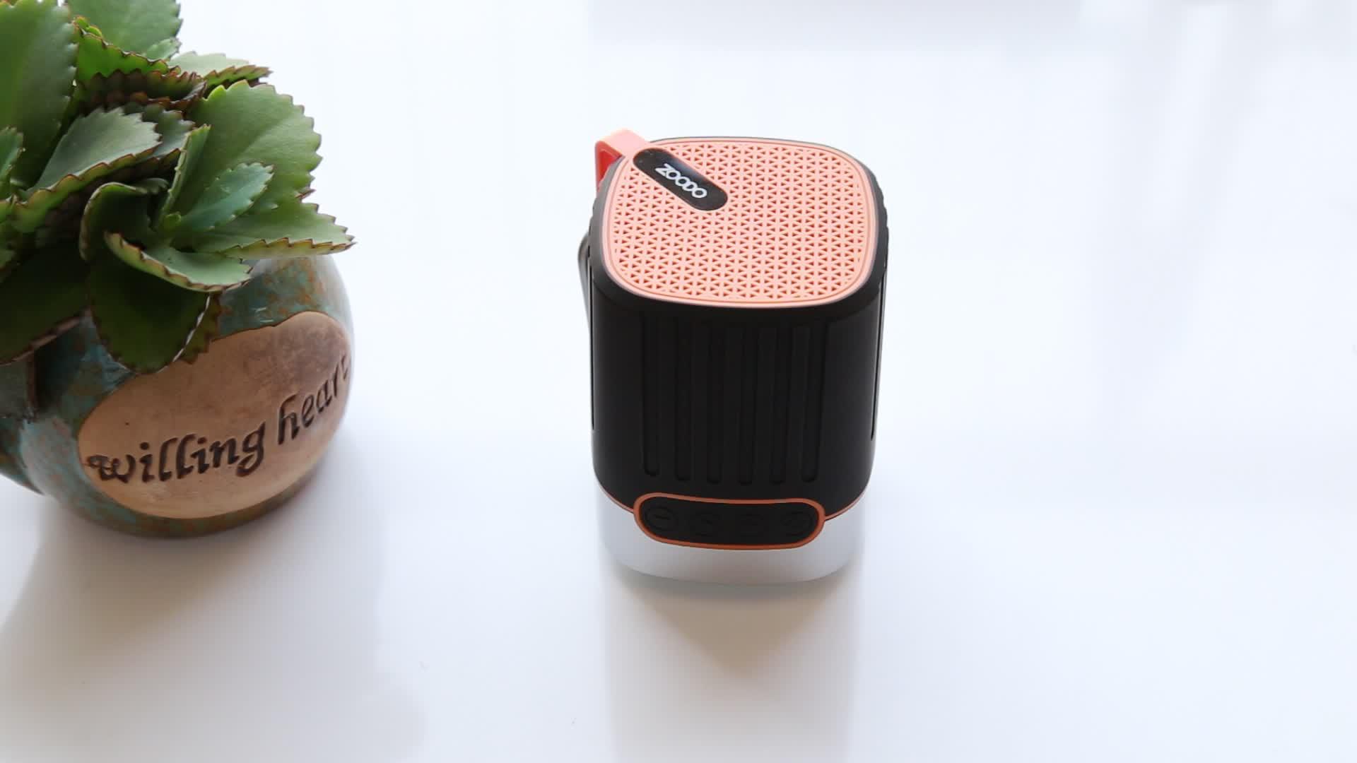 S7 Mini High Bass Sound speakers Standing Subwoofer Portable Bluetooth Unique Speaker Enceinte Bluetooth