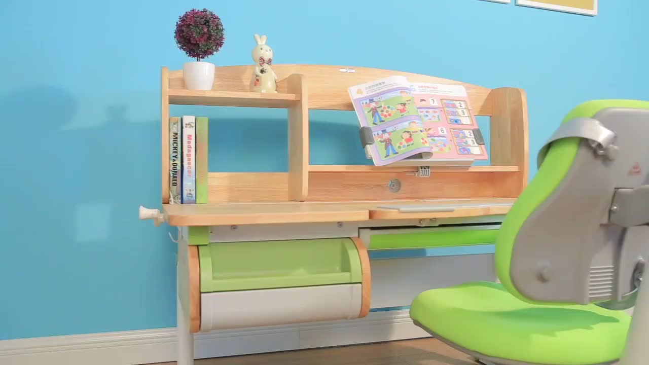gmyd brand kids learning desk with tilting desktop a120
