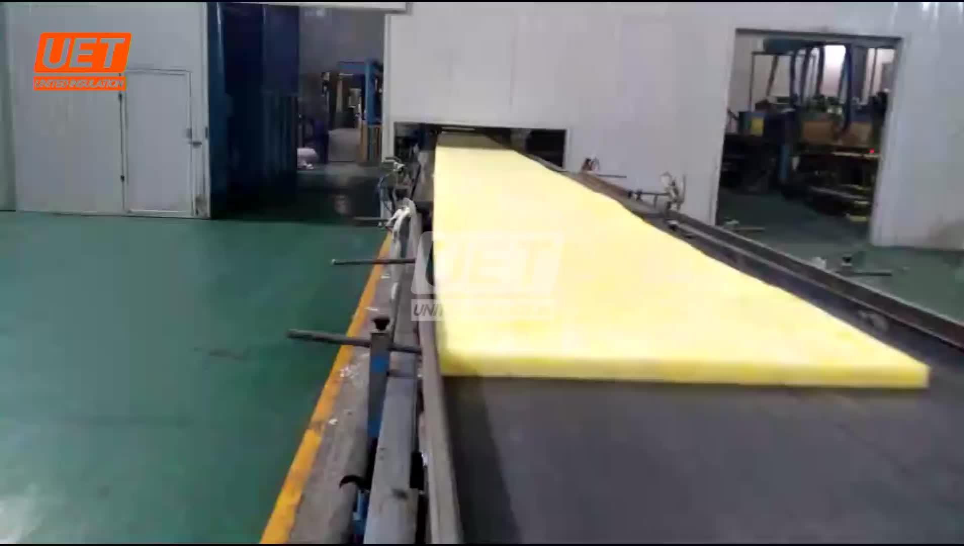 Halbstarre glas wollfilz isolierung sheddach blechdachrollen preis fiberglas shenzhou faser decke fabrik schild