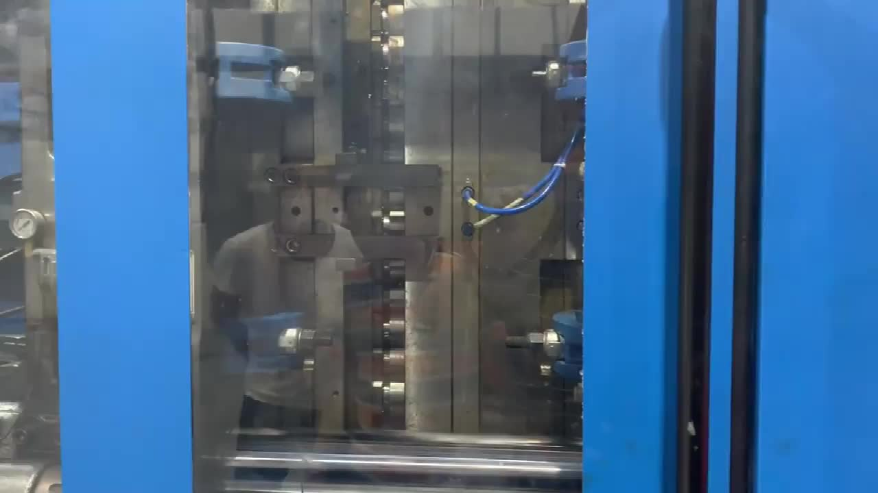 Best price Pet Preform Bottle Embryo and Caps Injection Molding Moulding Making Machine with Hot Runner Mould