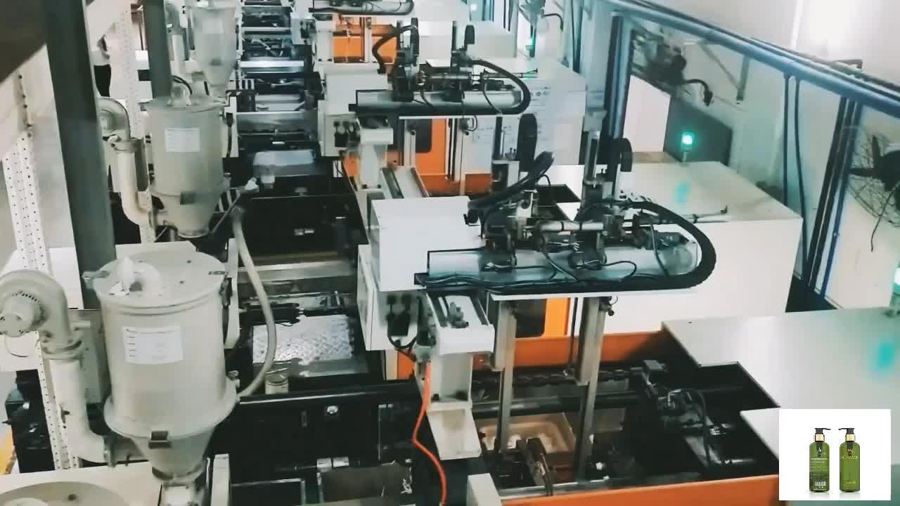 30ml 60ml 100ml 200ml 250ml 500ml 1000ml ขวด PET พลาสติกเครื่องสำอาง