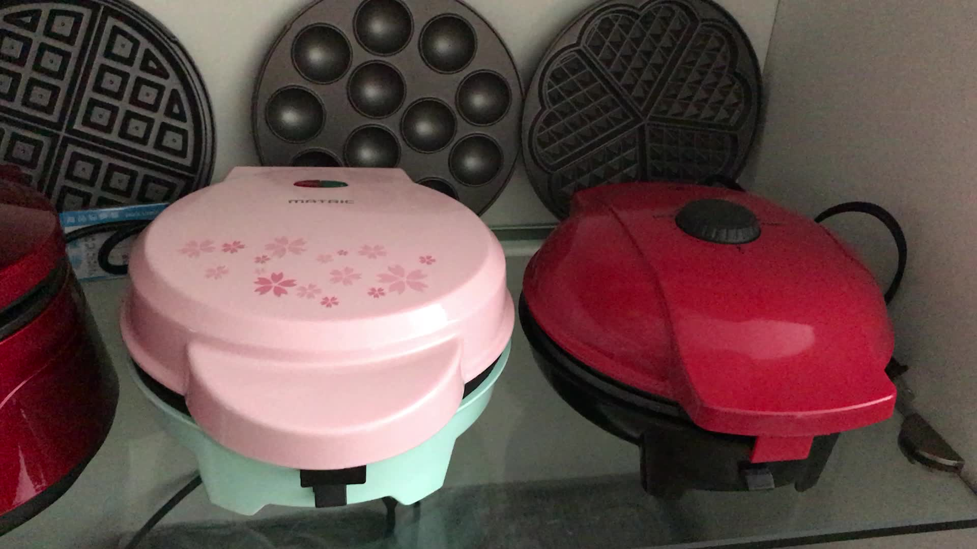 7 pcs automatic donut hole maker