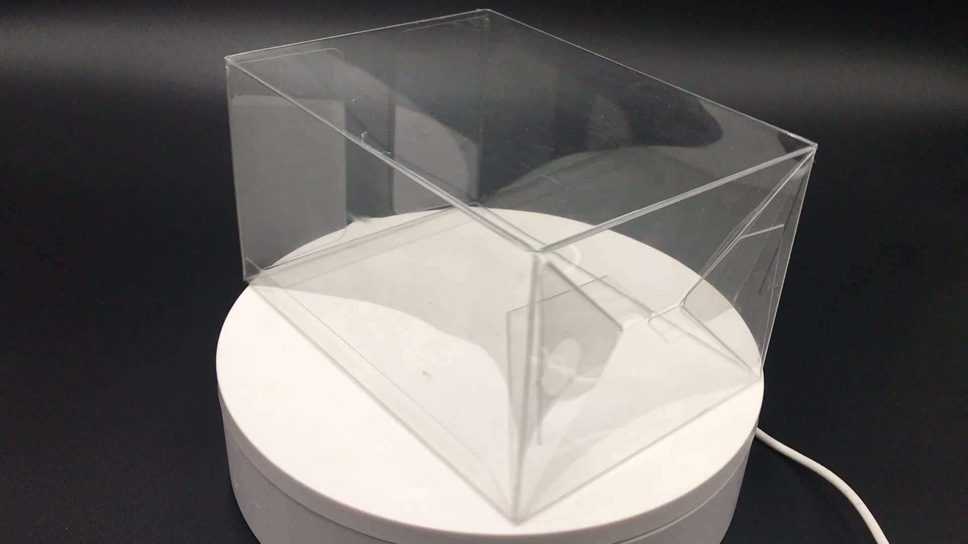 Funko pop protectors clear plastic vinyl protector for funko pop