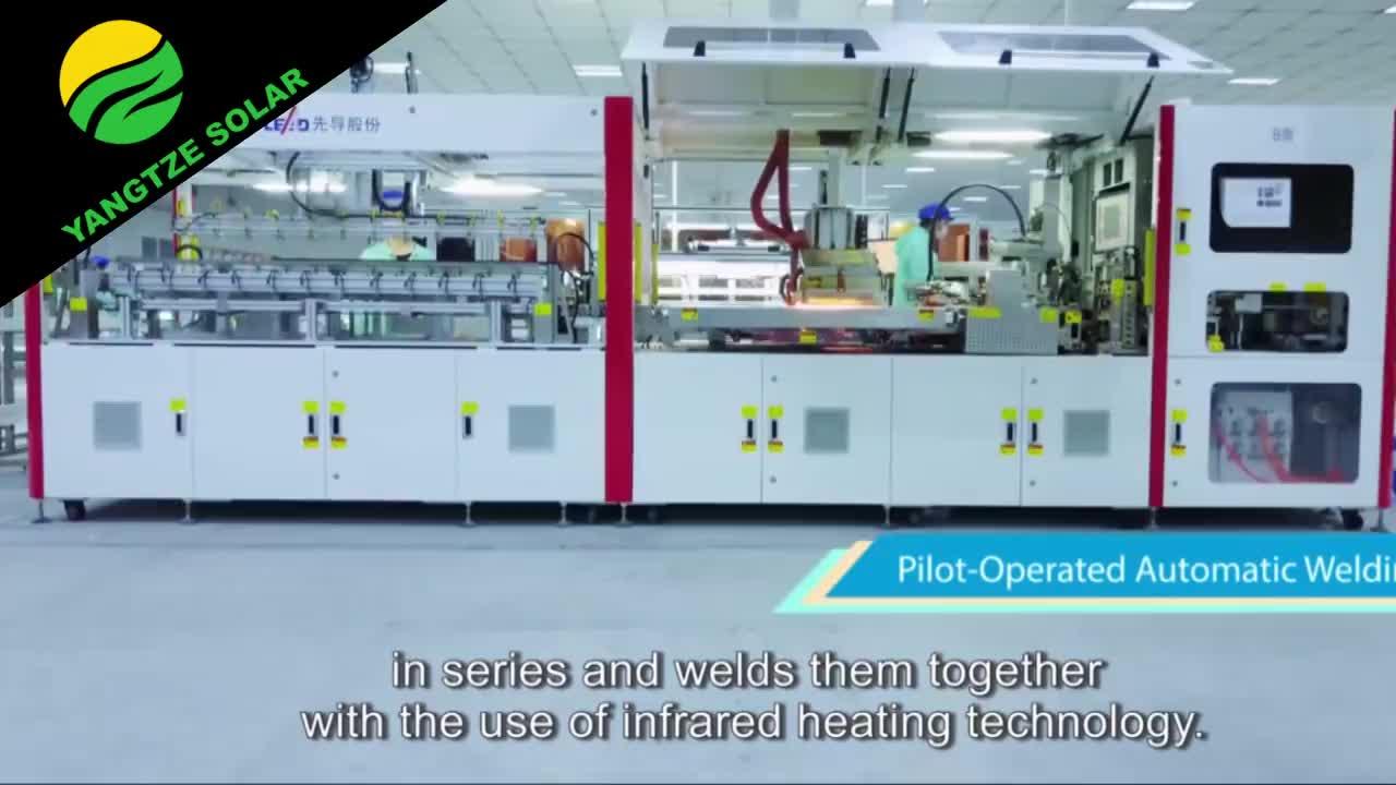 Yangtze China Top 10 supplier 200w 220w 225w mono solar panel