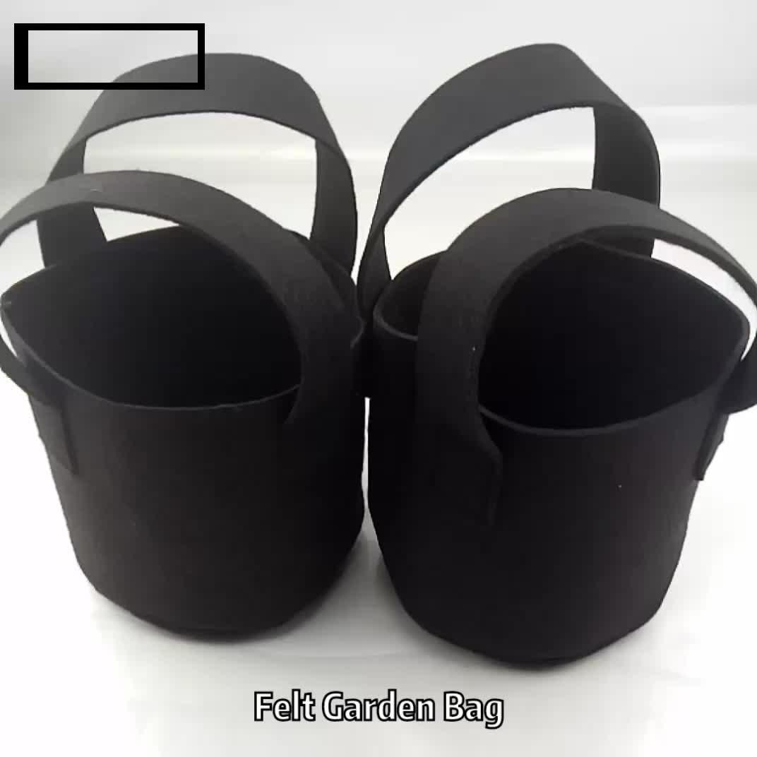 15-gallon Fabric Growbag Pot