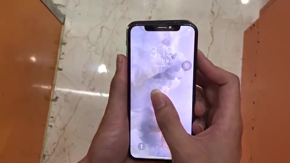 OEM factory price lcd screen replacement for iphone x