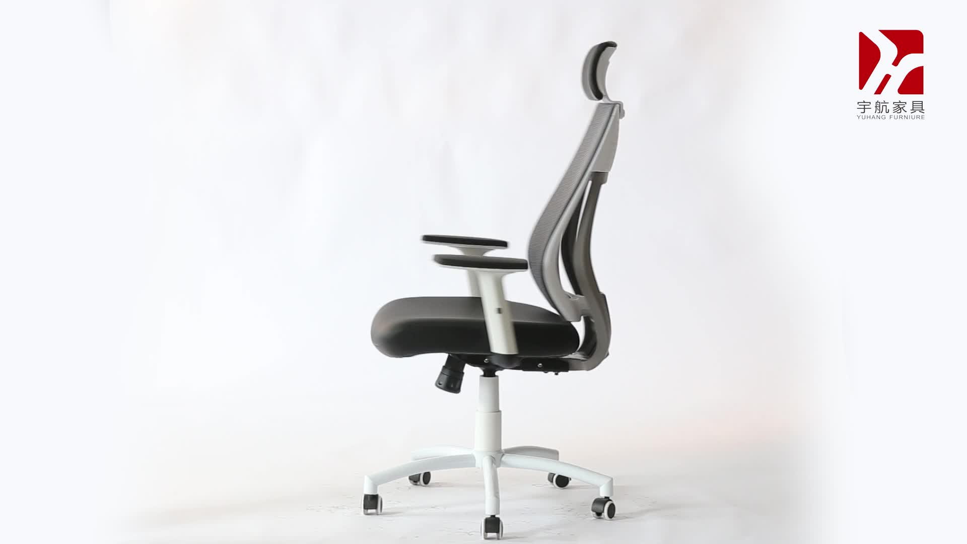 High Back Hot Sales Ergonomic Silla Para Lifting Arms Full Mesh Chair Swivel Office Chair