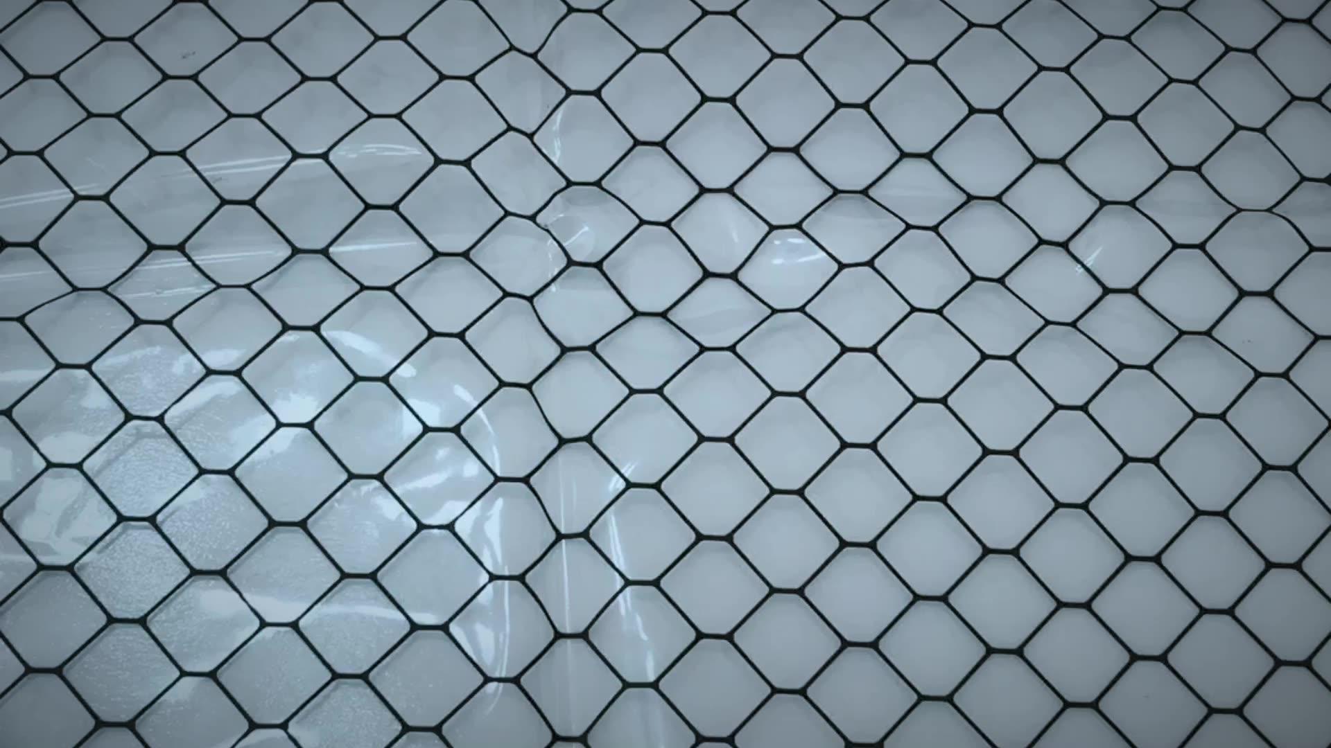 industrial ESD pvc strip cold room door anti-static curtain