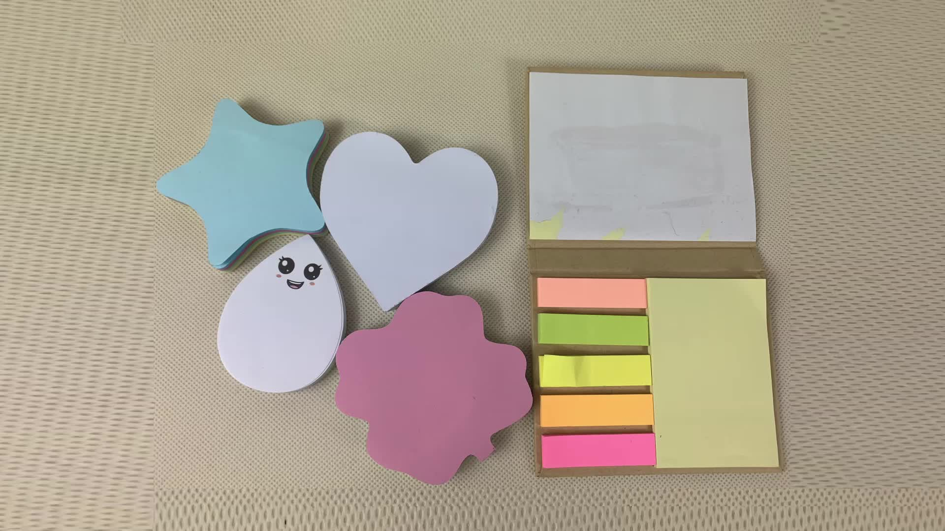 Factory Direct Import Stationery And Office Supplies Sticky Note Pad