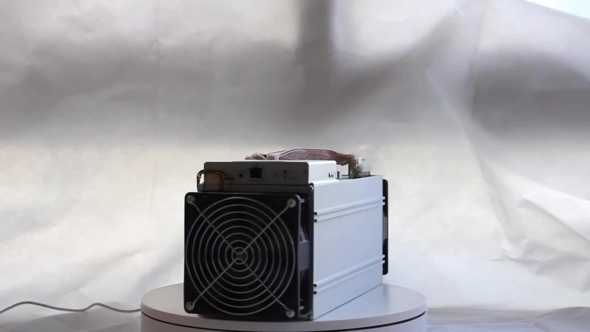 חדש או בשימוש bitcoin כורה asic bitmain כורה antminer S9 14Th עם כוח אספקת antminer S9i S9j 14.5Th