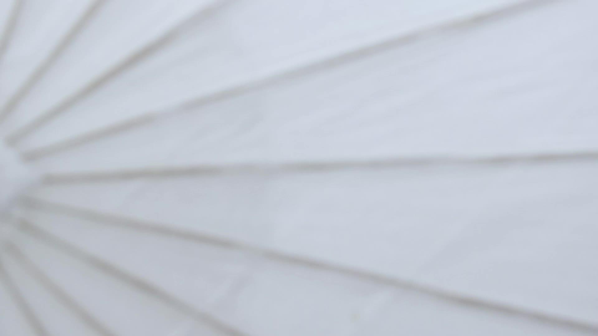 Payung Kertas Minyak Populer Warna-warni Payung Cina untuk Dekorasi Desain Payung Kertas