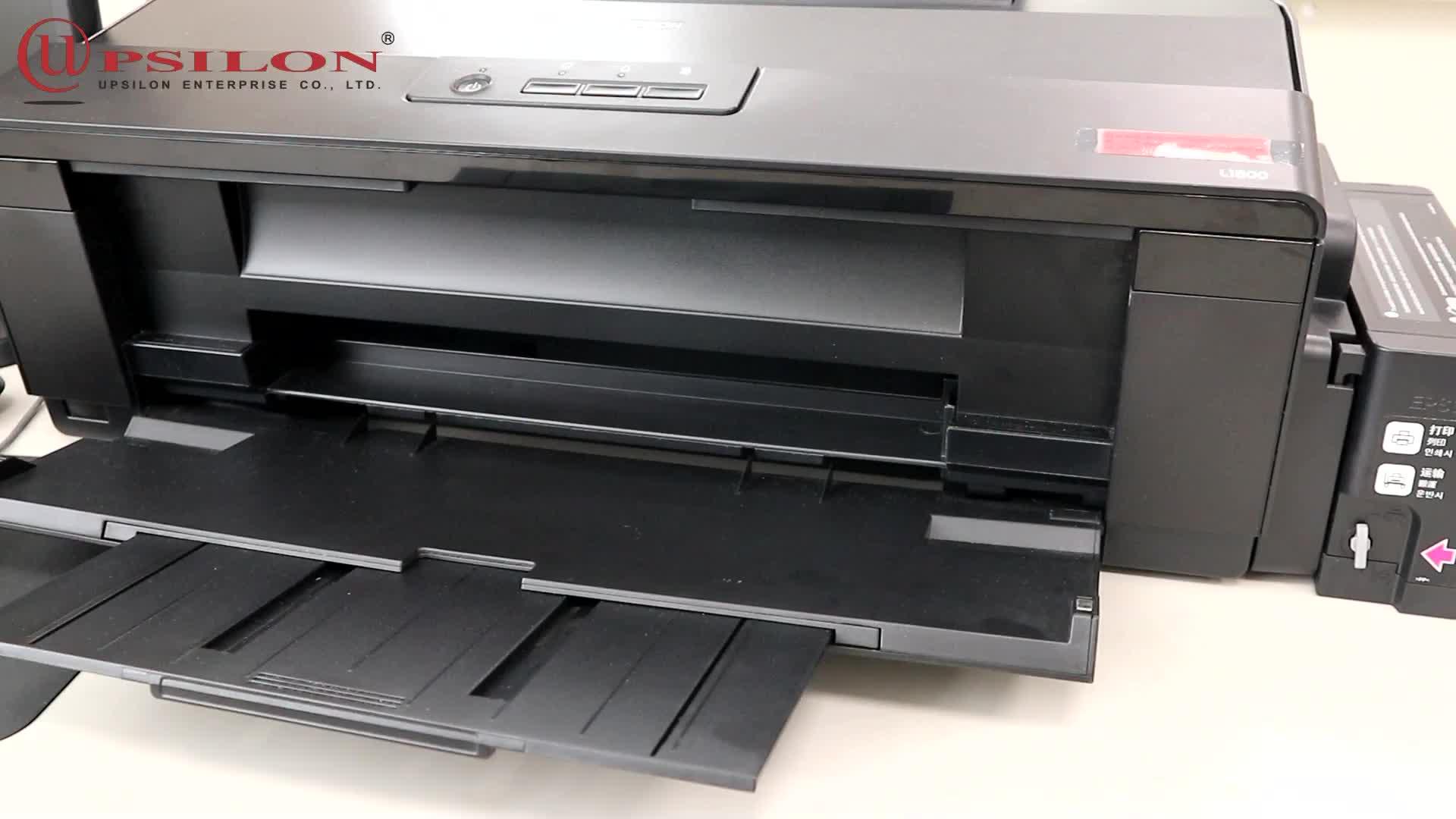 De larga duración impresora de inyección de tinta de alta calidad papel de tatuaje temporal