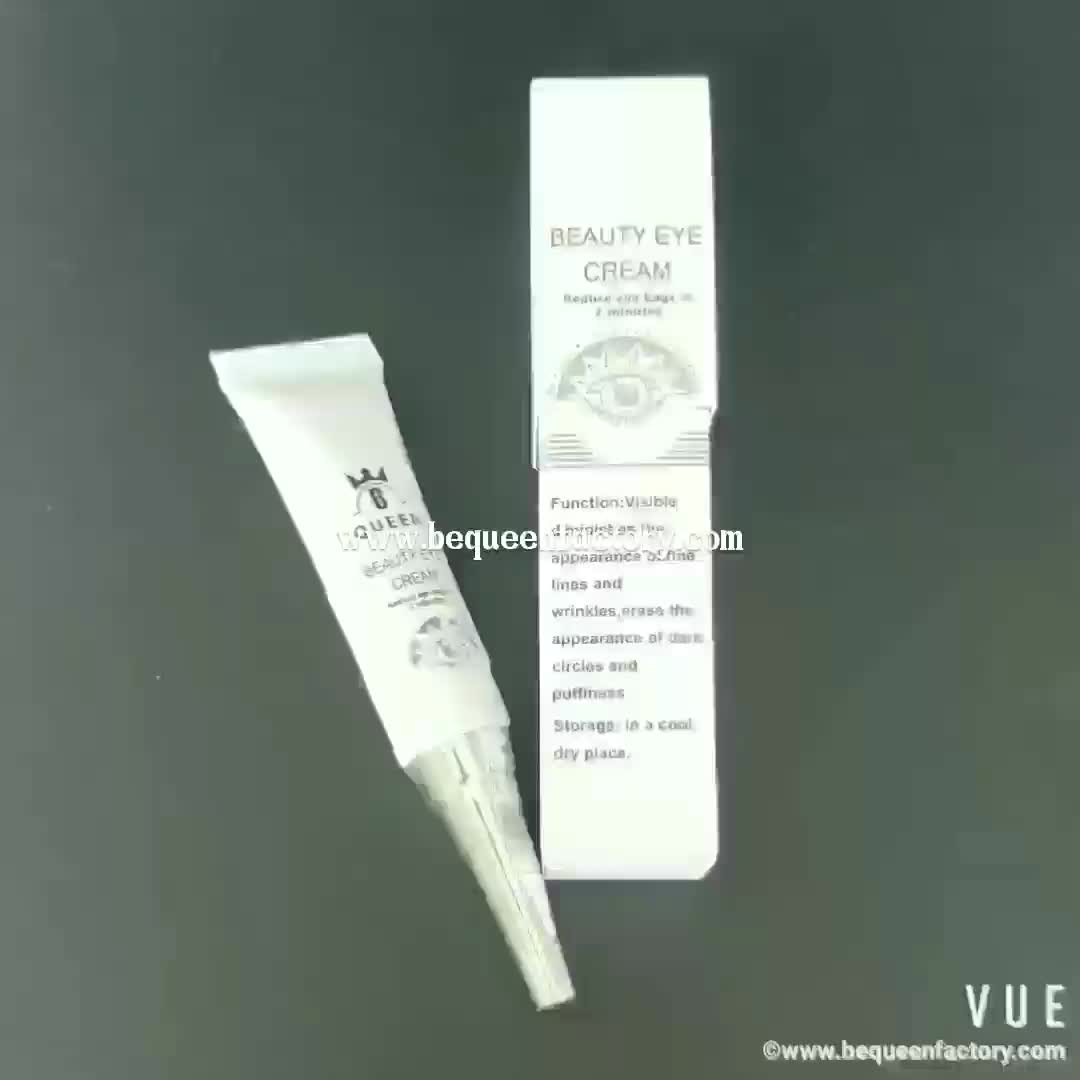 Geen allergie 100% kruiden ingrediënt anti aging rimpel crème fabriek groothandel anti-aging eye gel & oogcrème anti rimpel