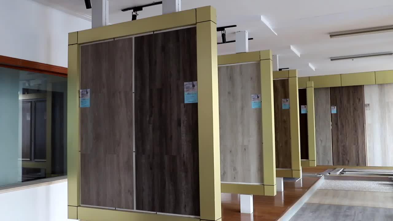 Nieuwe Stabiele Klik Lock 4 Mm Spc Vloeren Met Eva Foam
