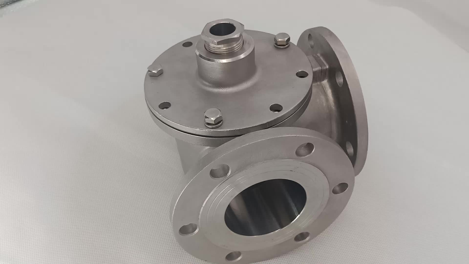 OEM ODM custom precision cnc machining auto parts, valve parts, agricultural machinery parts