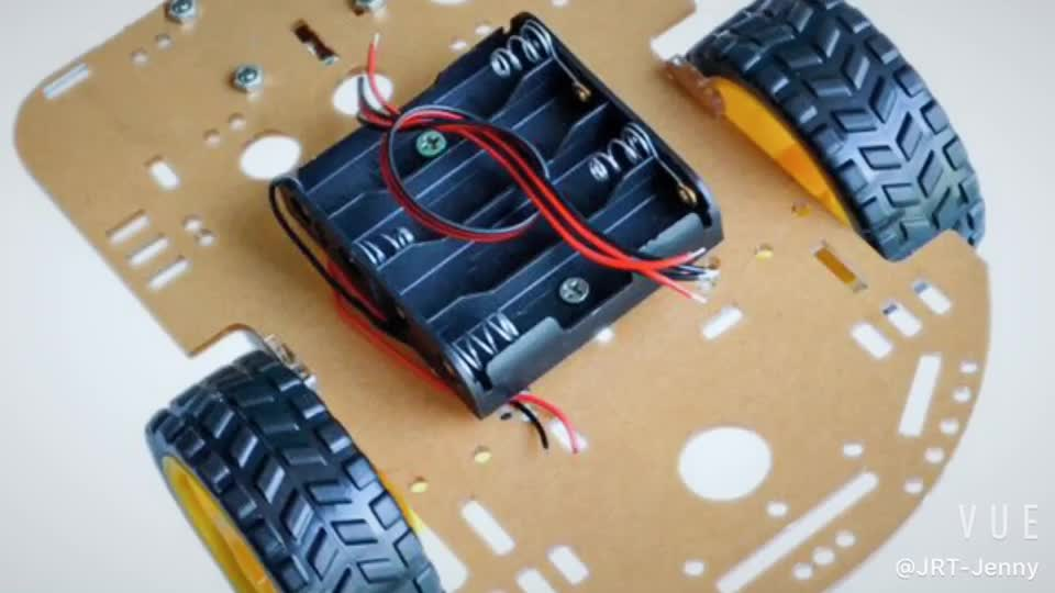 High quality For arduino Chassis 2 Motors Magician Robotics Car 2WD Smart Robot Car Chassis Kit