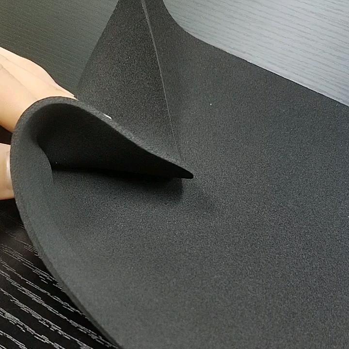 2 مللي متر سبر ورقة المصنع مباشرة دنة النيوبرين المطاط الغوص neopreno