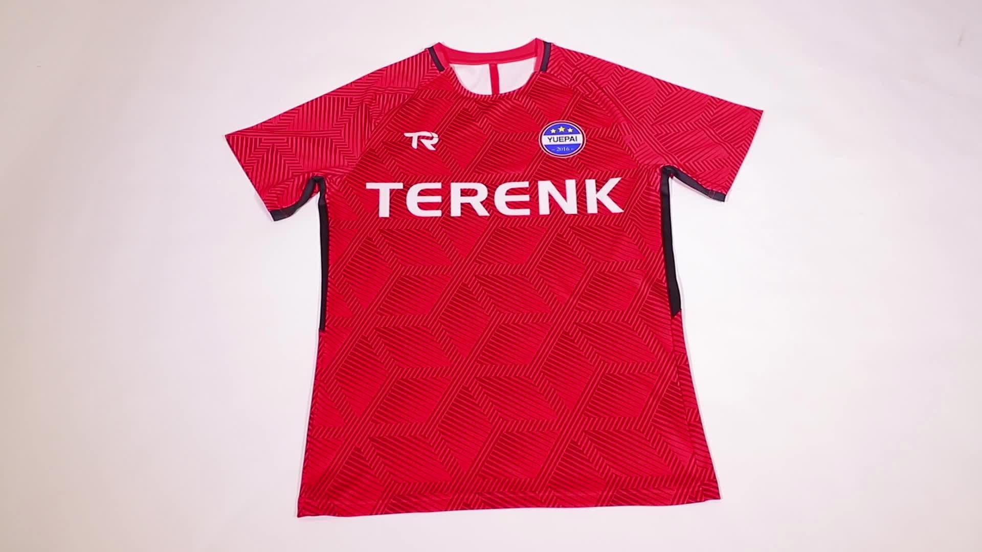 custom sport wear soccer jersey uniform soccerwear football shirt for men and kids