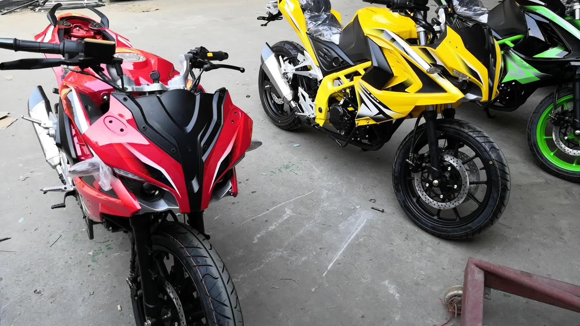 2019 Yüksek Kalite Yeni sıcak satış XINLING Motosiklet 200cc 250cc Spor Yarış Motosiklet