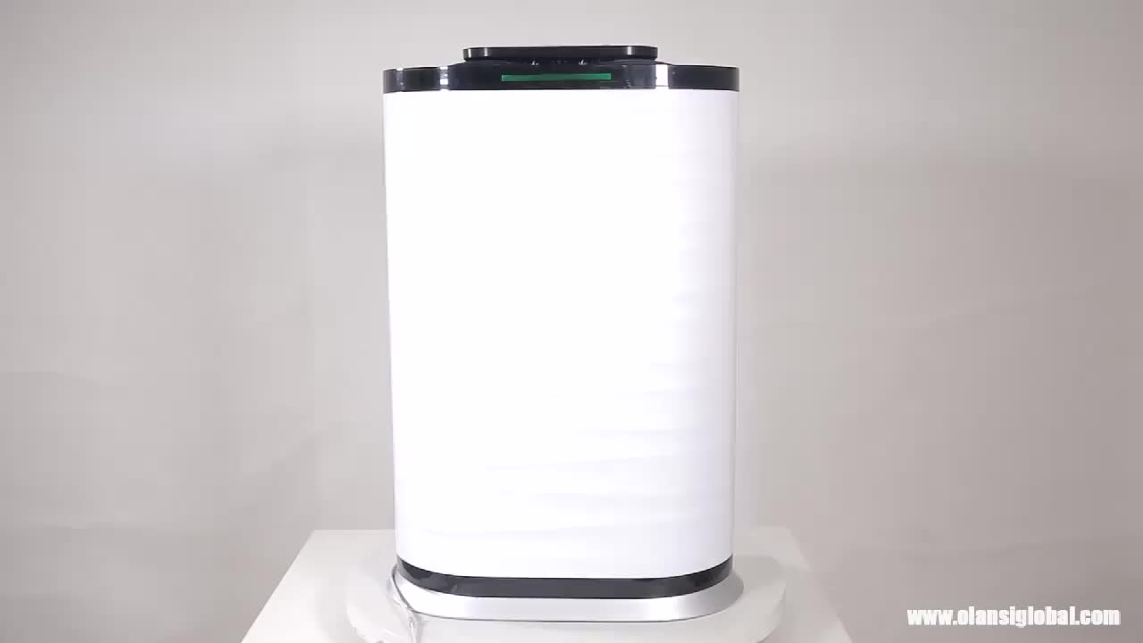 11 Years China Factory Products Trends Air Purifier Ozone Generator 600m3/h CADR Smart Air Purifier