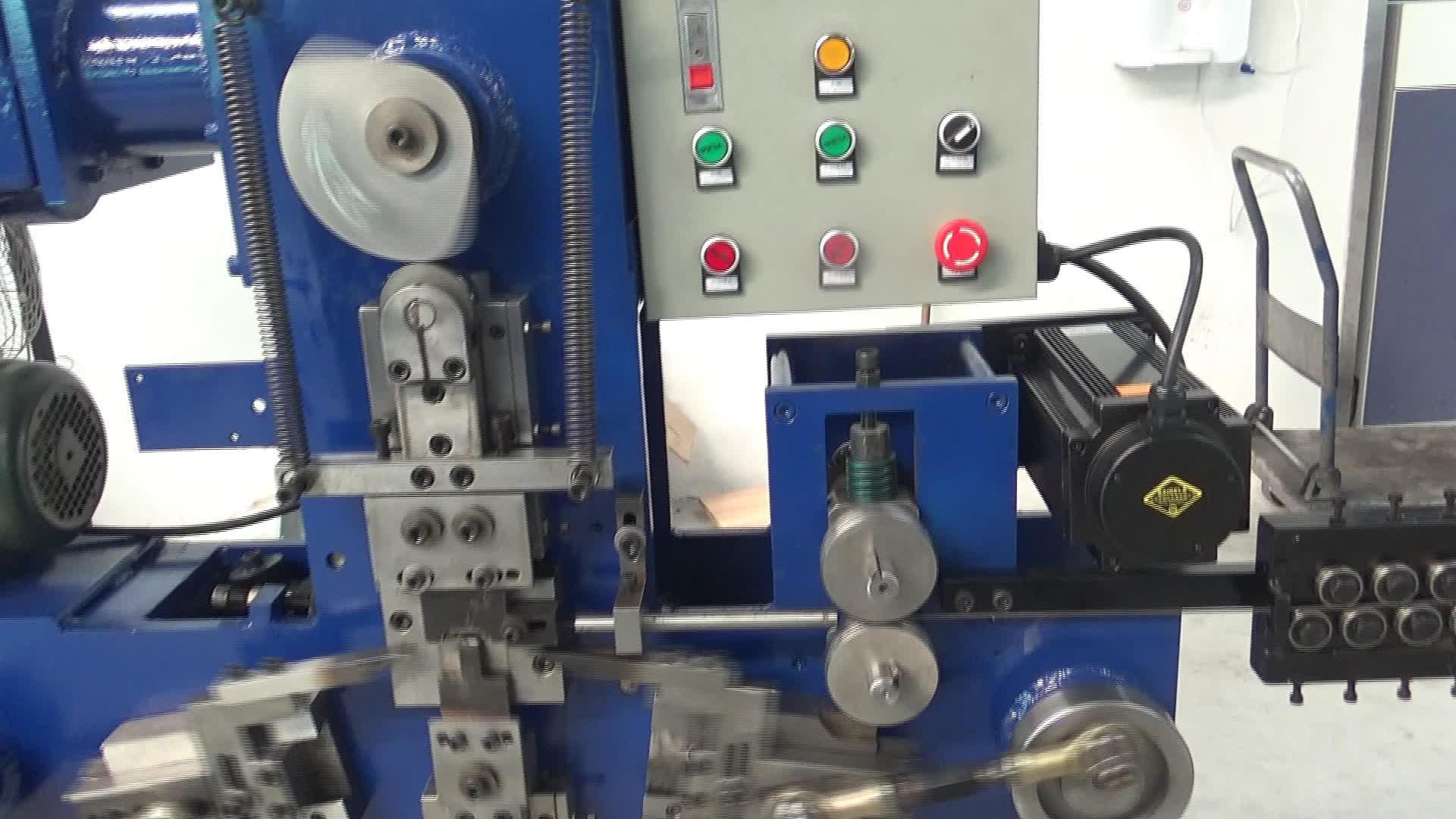 Mechanische Slangklem Making Machine
