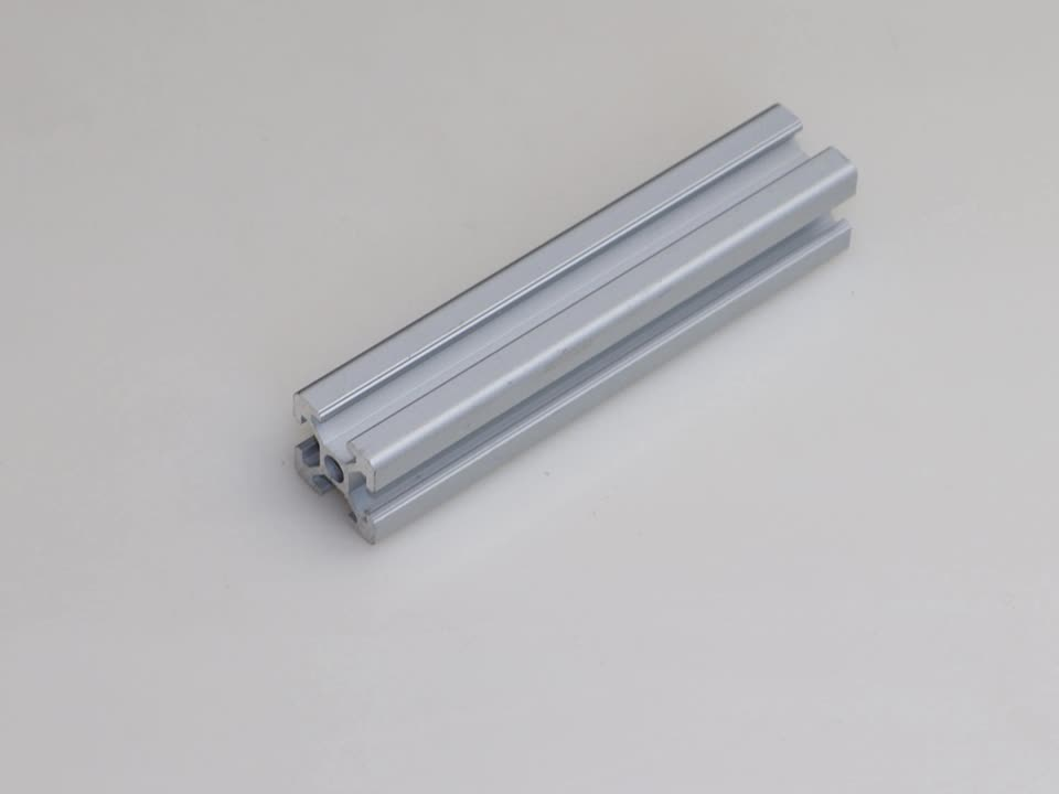 aluminium structural profile Extrusion 2020 ,T Slot ,Groove 6, Cut- To- Length