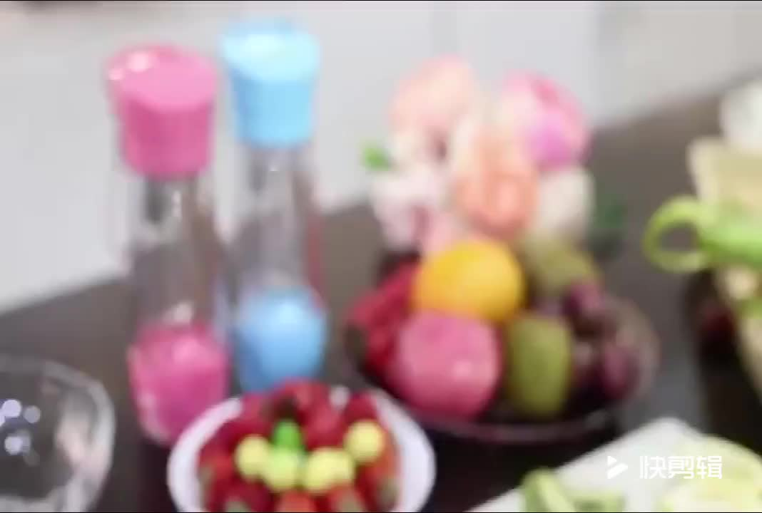 PETOLAR 2018 New Design Colorful Portable Juicer Cup