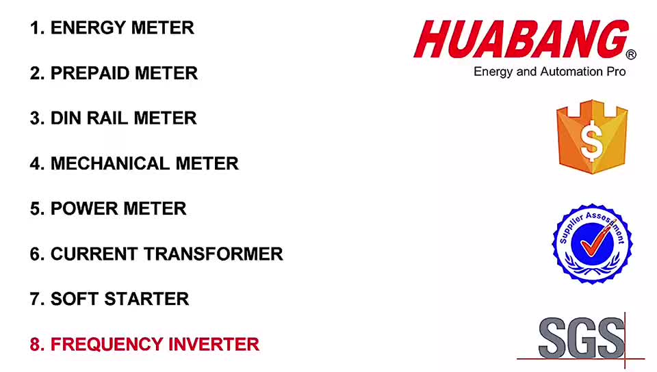 VFD 11kW inverters solar inverter dc to 3 phase ac frequency inverter for water pump