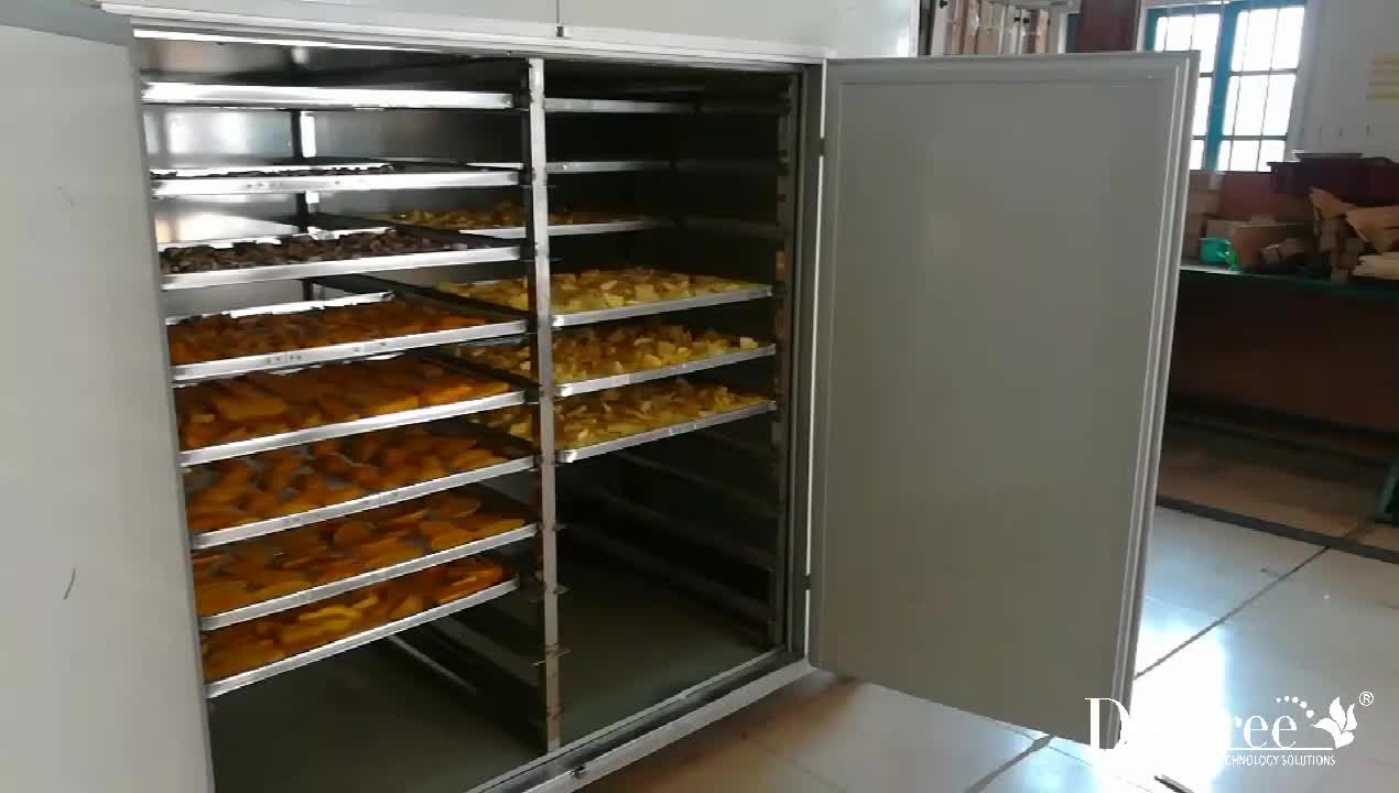Commercial agricultural drying machine/fruit dryer/moringa dehydrator