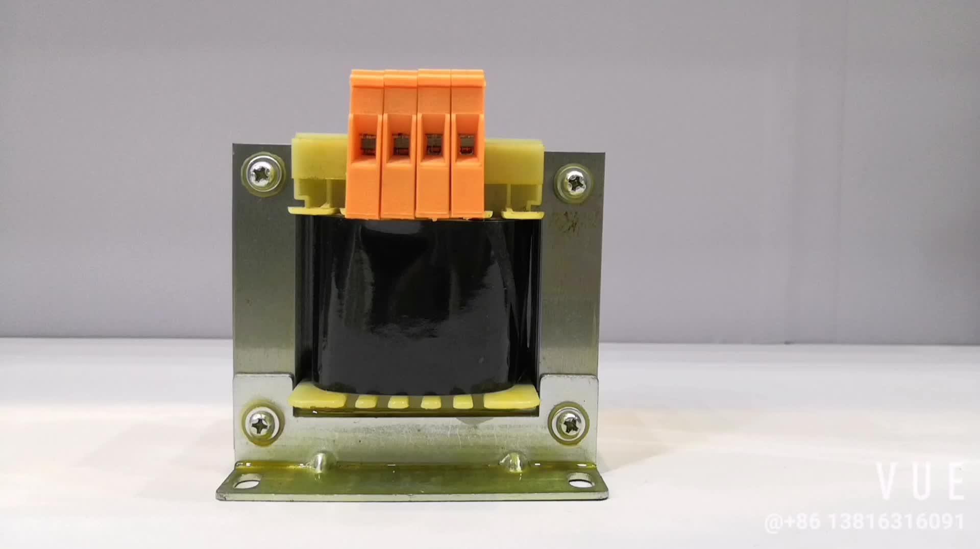 BK 250VA AC single phase control transformer step down 400V to 220V for wholesale