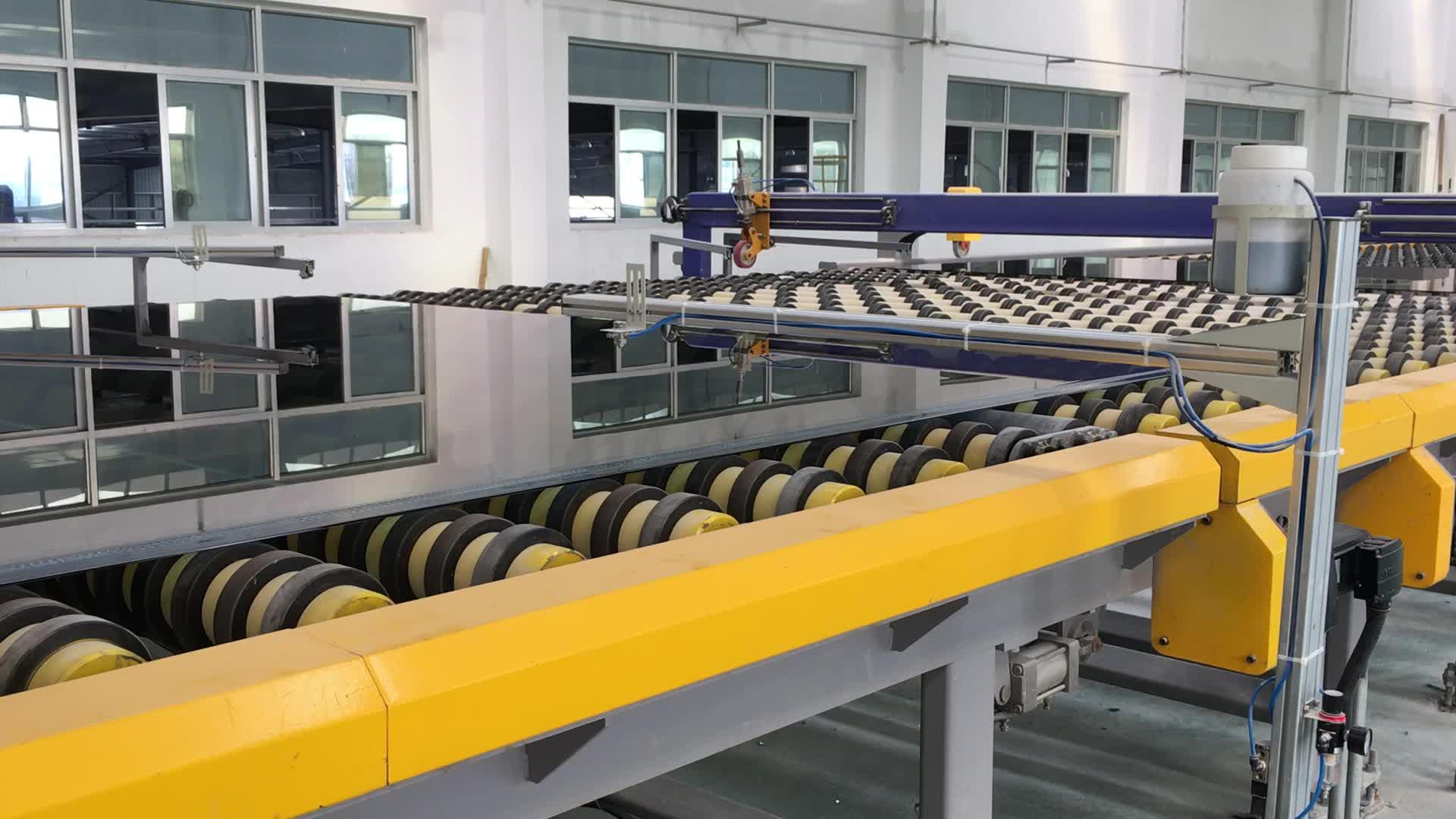 Закаленное со стандартным размером 10 мм 5,5 мм прозрачное полированное стекло строительное в Китае
