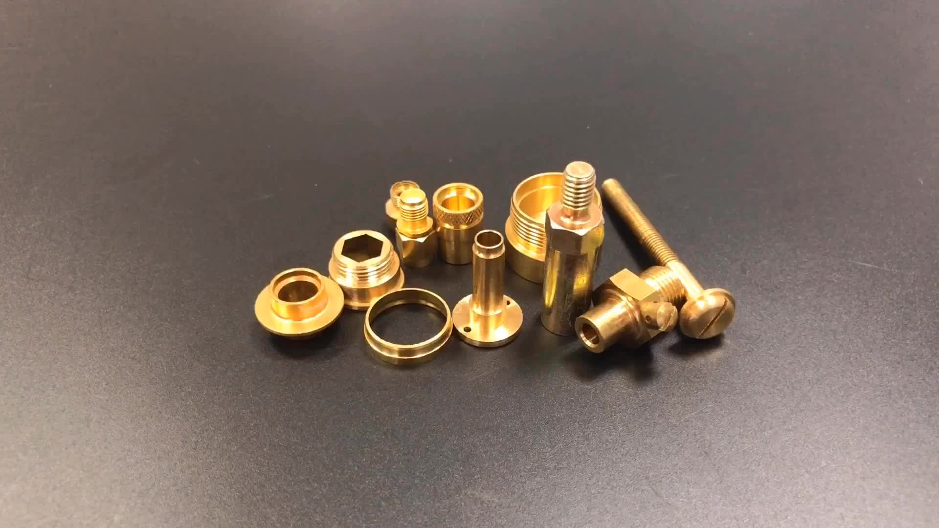 OEM Widely Used Metal End Cap Copper Pipe Threaded End Cap