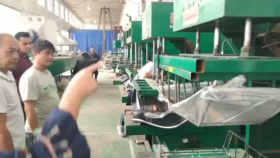 Полный набор гидравлический пресс машина для изготовления 5d коврика для автомобиля