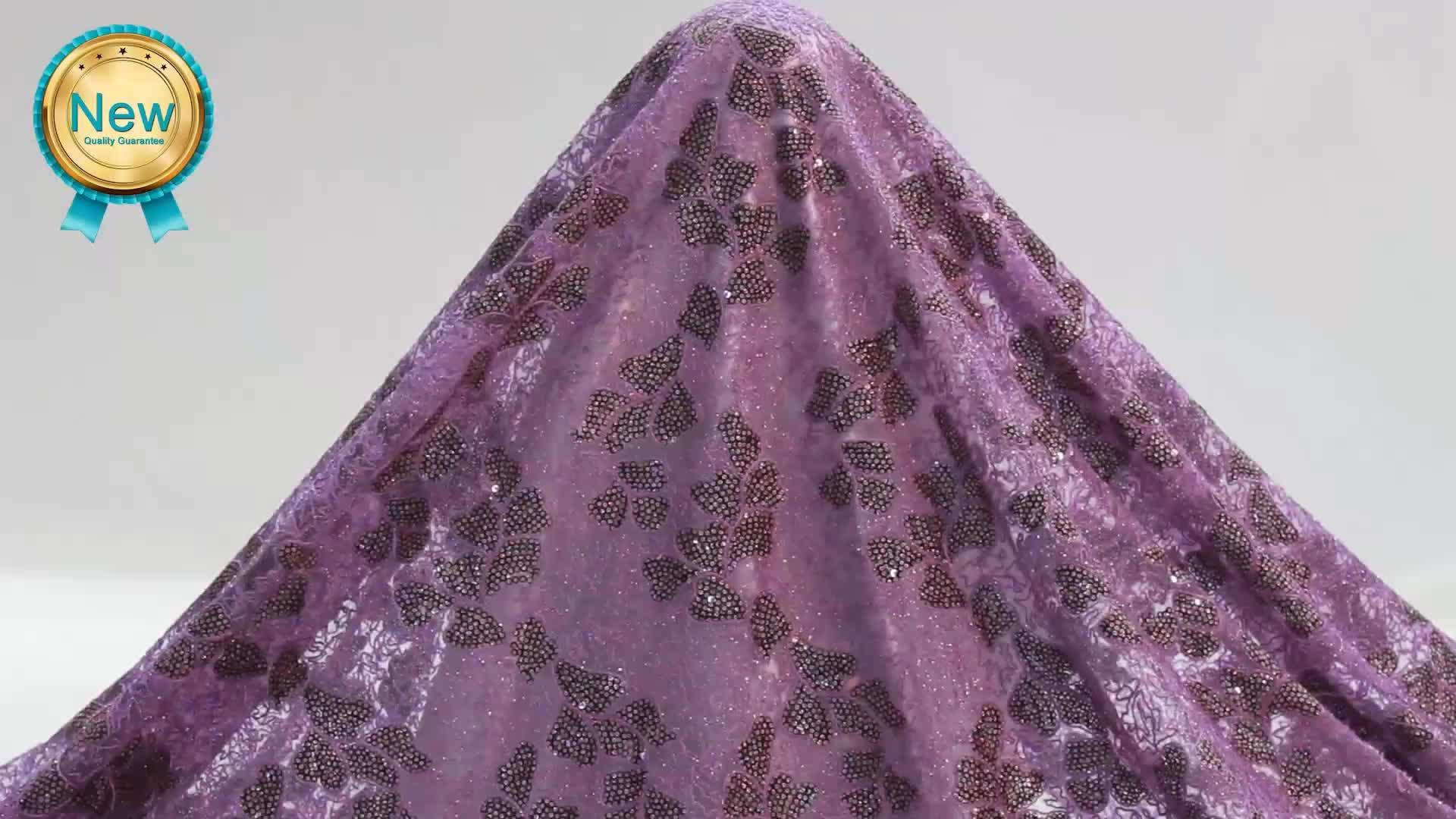 فستان مطرز بالترتر بسعر الجملة برتقالي محروق من بيست واي